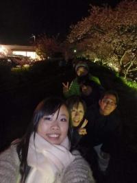 雲見でダイビング→南伊豆で桜![8]