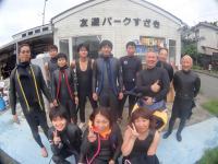 須崎ボートダイビング&BBQ行って来ました![1]