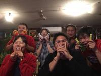 新春初潜り!@雲見[2]