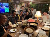 ネパール料理と花火大会@田子[1]