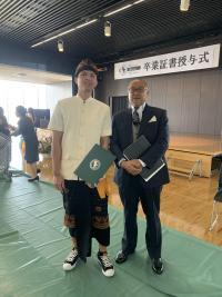 デアくん卒業式!![1]