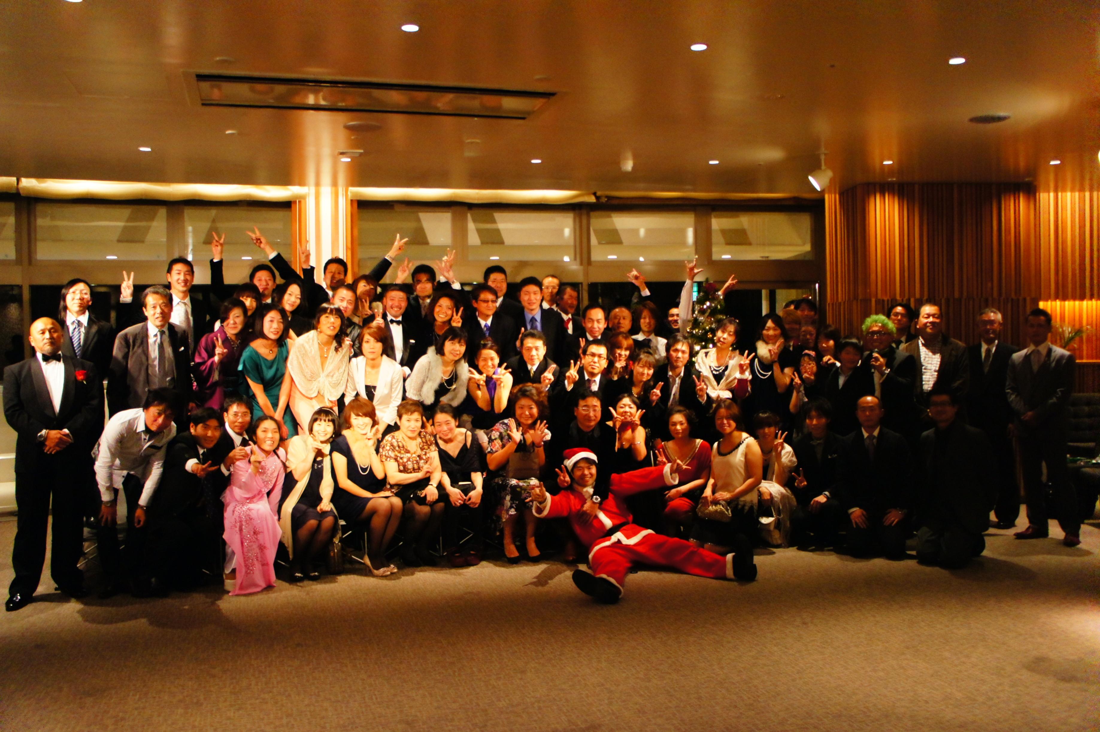 クリスマスパーティ!! at 横浜 マリンタワー[2]