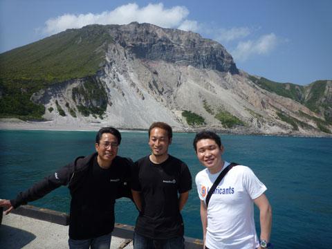 透明な海、神秘の景観。いにしえの神話の舞台へ@神津島[8]