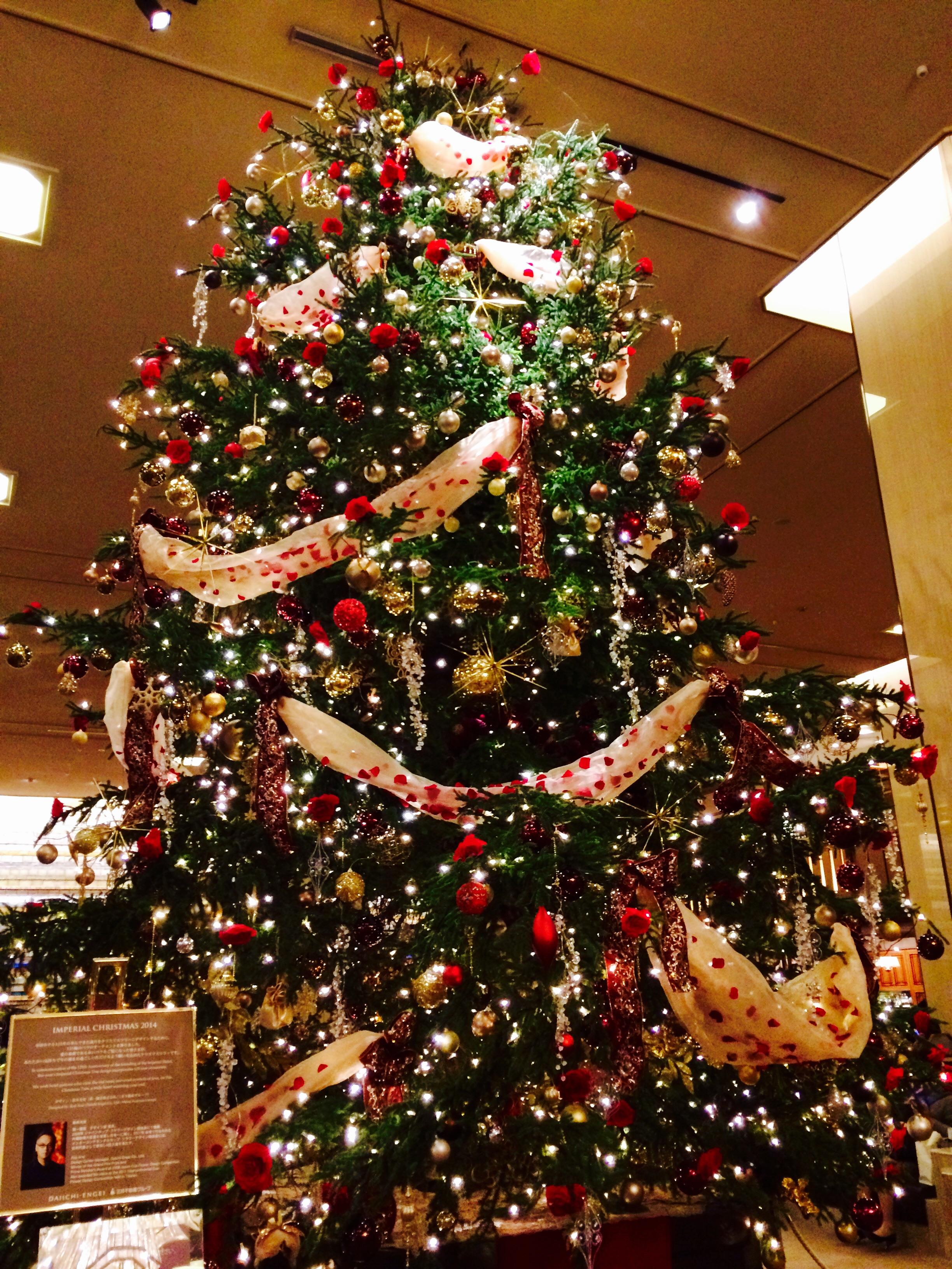 メリークリスマス( ´ ▽ ` )ノクリスマスパーティ@帝国ホテル[2]